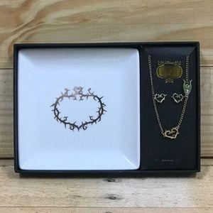 Maleficent Jewelry Set